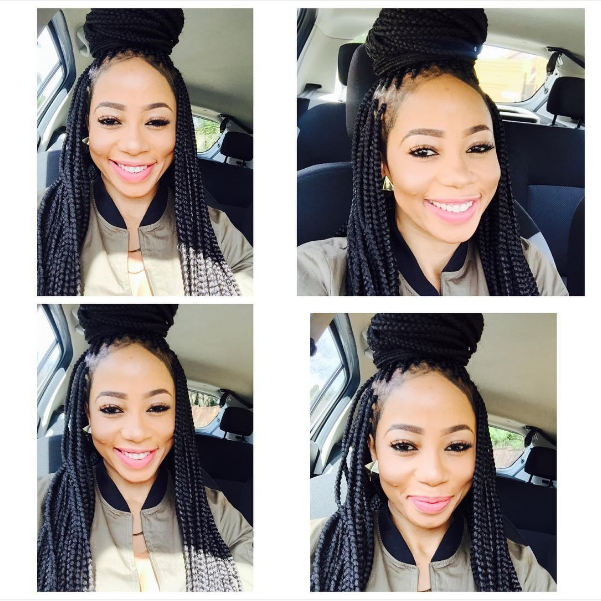 """That Man Loved Me Even In His Grave,"" Kelly Khumalo On Senzo"