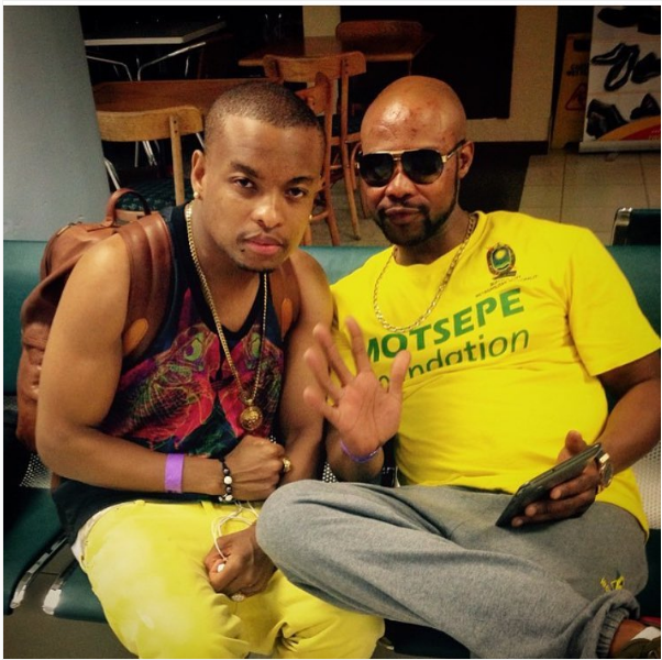 The SA Music Industry Mourns One Of Their Own, Mandoza
