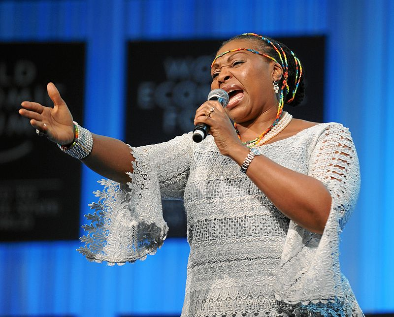 Yvonne Chaka Chaka Respectful Of Life After Scary Shootout Encounter