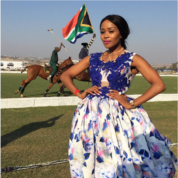 the best dressed celebs at the 2016 bmw polo event okmzansi. Black Bedroom Furniture Sets. Home Design Ideas