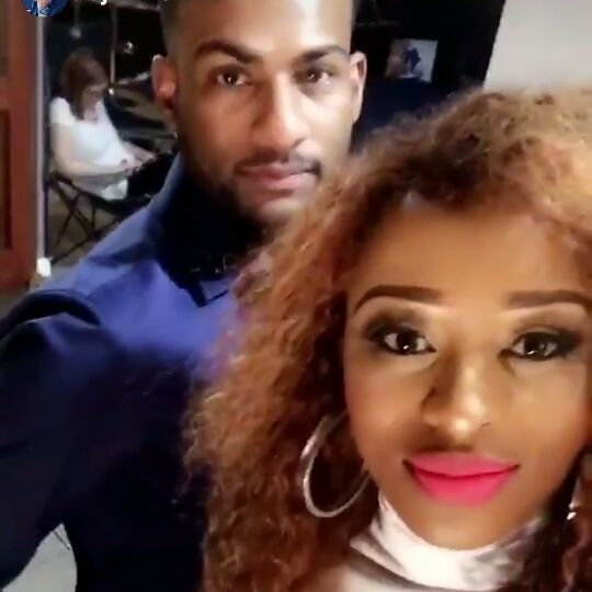 DJ Zinhle Opens Up About How She Met Her Man