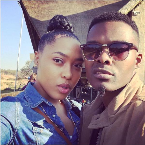 Dumi Masilela And Amo Chidi Hookup