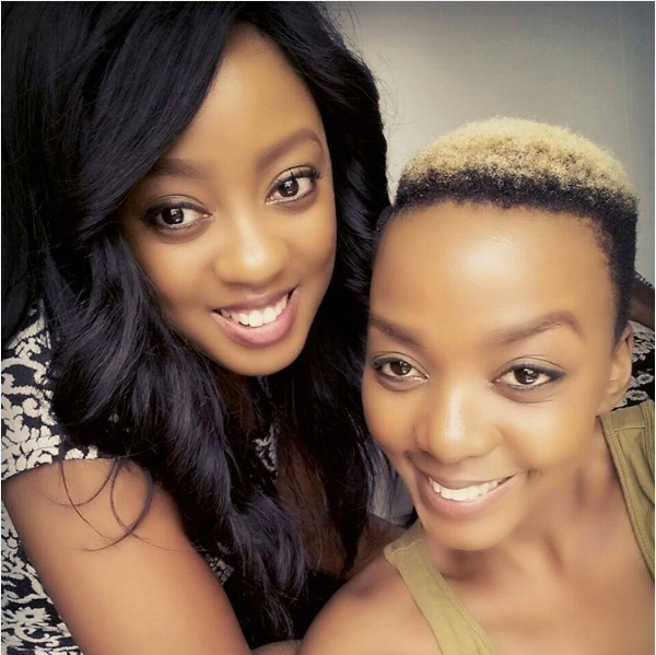 Uzalo's Londeka Mlaba And Nelisa Mchunu Are Friendship Goals