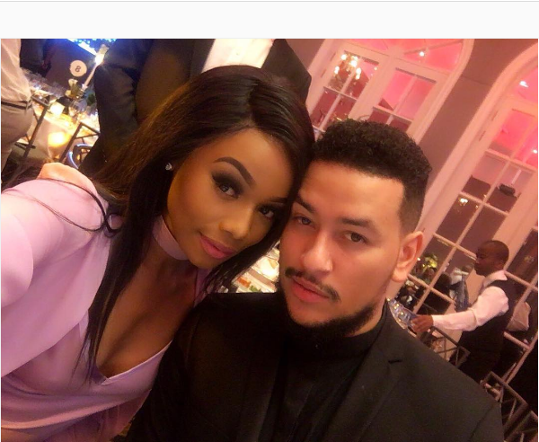 Watch! Bonang Surprises AKA In Celebration Of His GQ cover