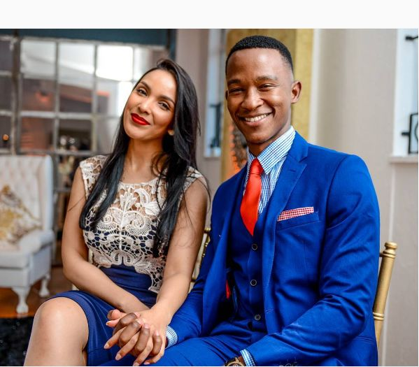 Katlego Maboe's Pregnant Girlfriend Fires Back At Trolls
