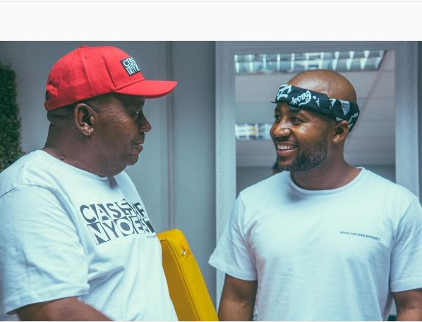 Cassper Nyovest's Tribute To His Dad Will Make You Cry