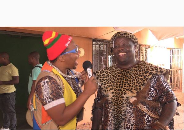 Congrats! Lvovo Is The Latest Celeb To Become A Sangoma