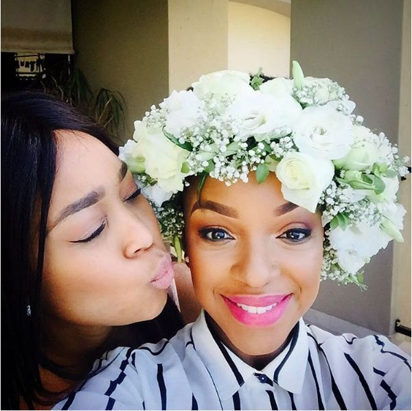 Inside Nandi Madida's Star Studded Baby Shower
