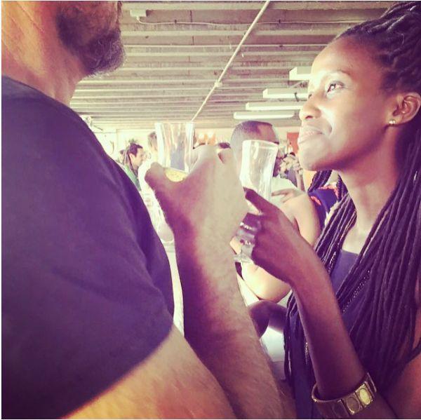Masasa Mbangeni Had The Cutest Birthday Shoutout For Her Bae