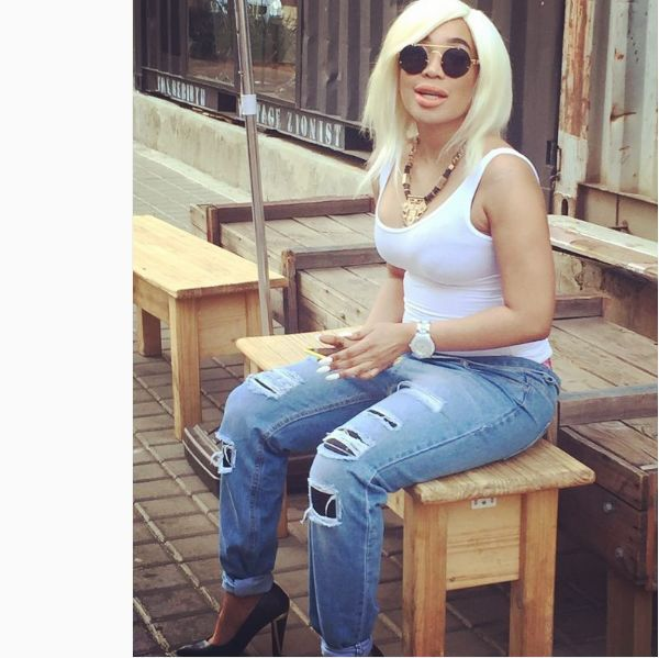 Mshoza Announces She's Married!