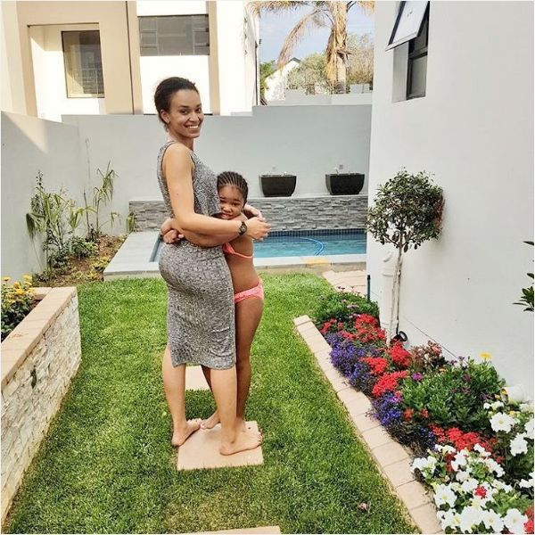 Pearl Thusi's Daughter Could Be A Singing Superstar In The Making