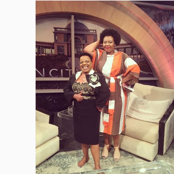 Rebecca Malope On How A R10 From Brenda Fassie Inspired Her