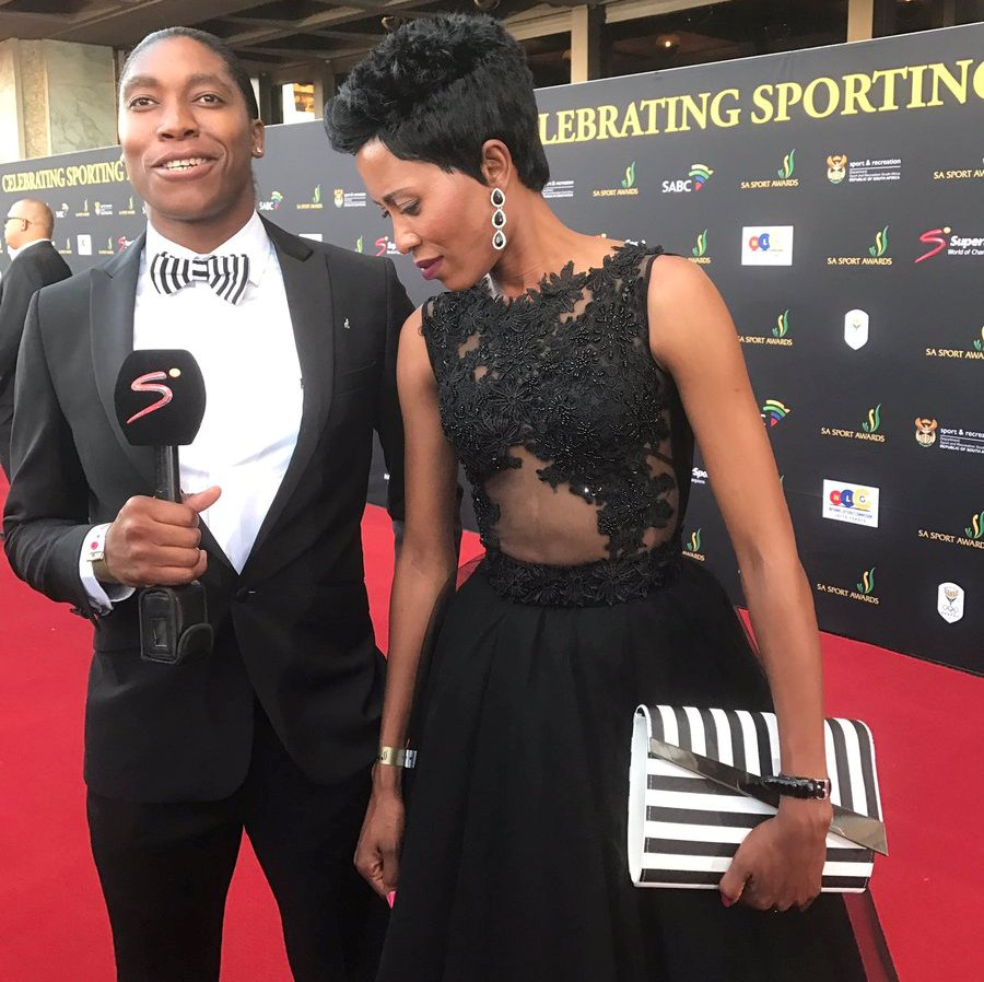 Pics! Inside Caster Semenya And Her Wife's Baecation
