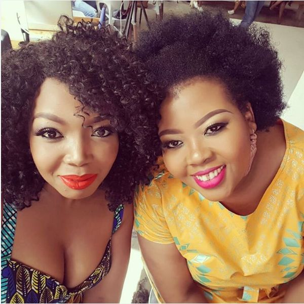 Thembisa And Anele In Heated Twitter Exchange With Uyanda Over Depression Awareness