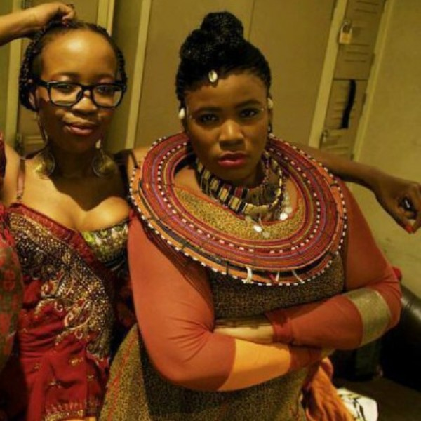Thandiswa Mazwai Comes To Her Sister Ntsiki's Defense
