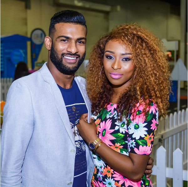 Zinhle Clarifies Why She Went Public With Her Man Brendan
