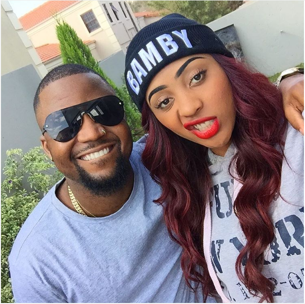 5 Pics That Make Us Wish Cassper Would Move On To Nadia Nakai