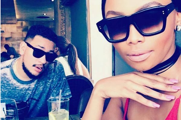 Bonang Shares A Sneak Peek Behind A Sexy Photo Shoot With AKA