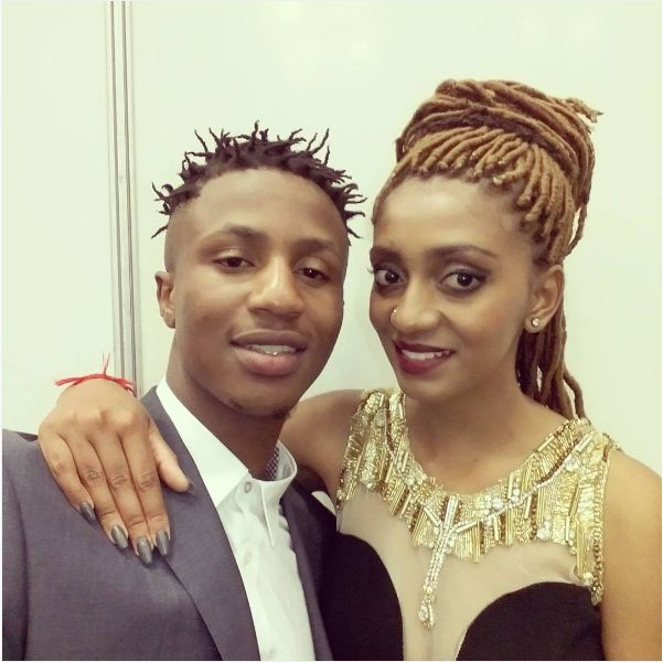'Her Cultural Diversity Attracted Me (To Her),' Says Emtee On His Baby Mama
