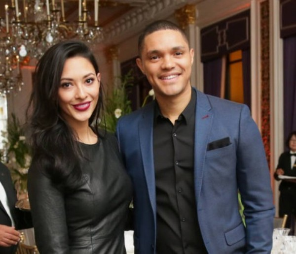 'I'm Blessed To Come Home To That Magic,' Gushes Trevor Noah's Bae