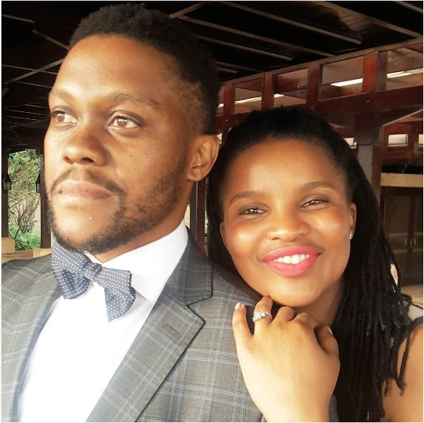 Trouble In Paradise For Zizo And Mayihlome Tshwete?