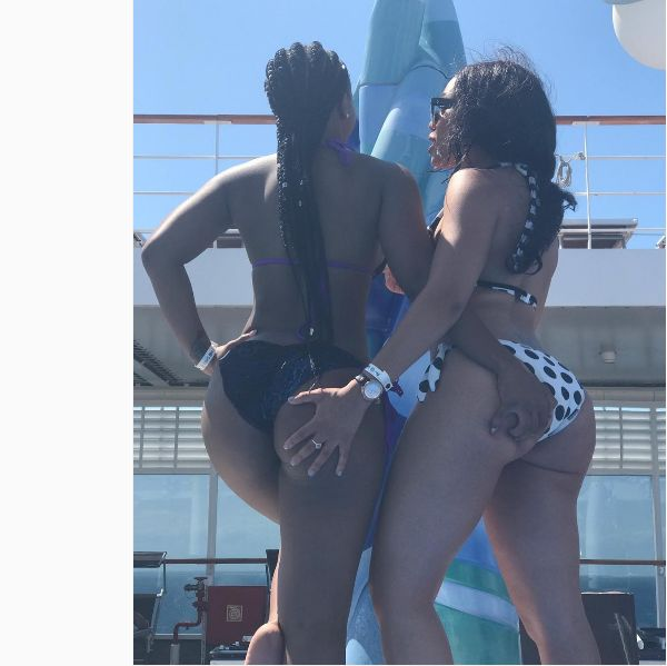 thando-thabethe-and-boity-flaunt-their-hot-bods-on-a-yacht