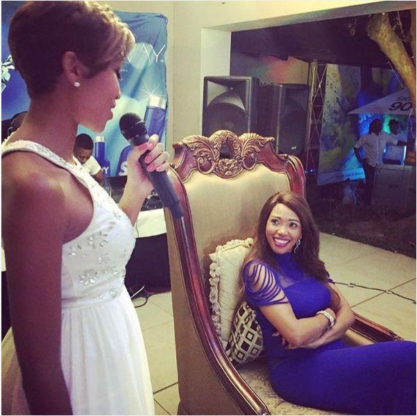 Pics Inside Sonia Sedibe S 40th Birthday Bash Okmzansi
