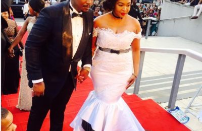 Ayanda Ncwane Returns To Her Husband's Resting Place