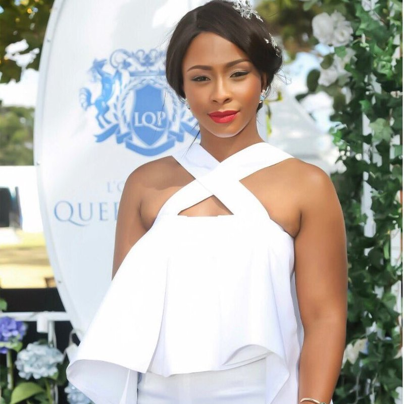 Boity's Fashion Line Makes It To Hollywood