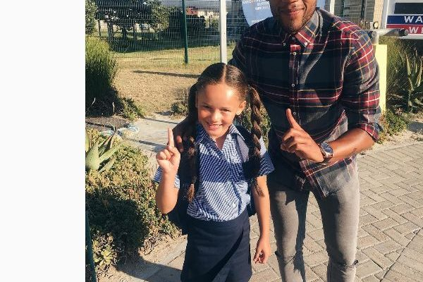 Celebs Share Emotional Pics Of Their Kids' First Day At School