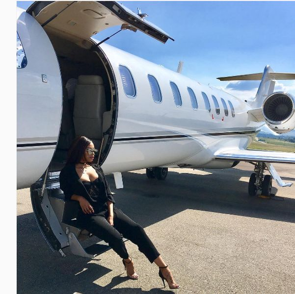 Here Are 5 SA Celebrities Who Now Fly Private