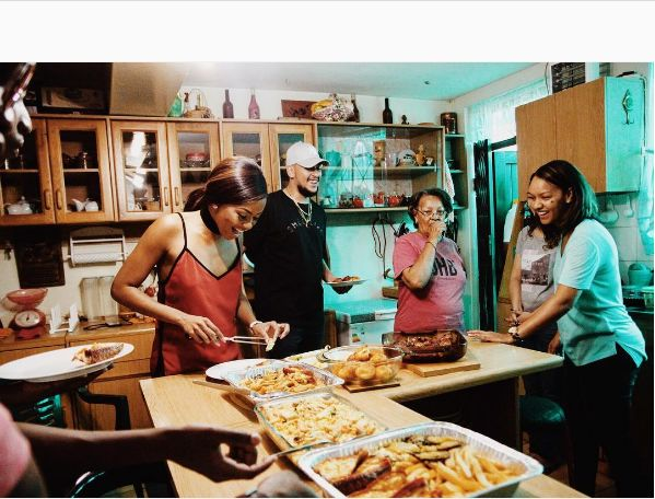 Meet The Fam! Inside Bonang's Christmas With The Forbes