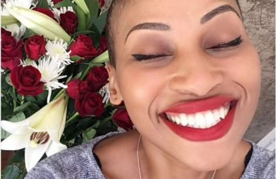 Pics! Zonke Shows Off Her Car Collection