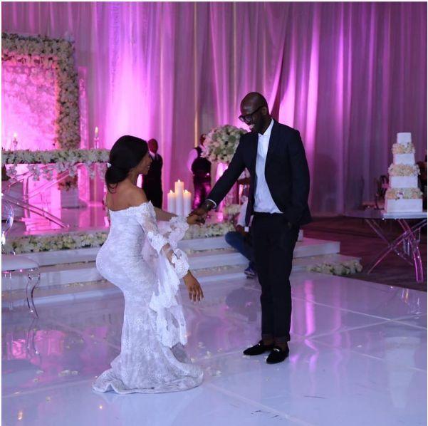 Watch! Enhle Mlotshwa And Her Bridesmaids Getting Down