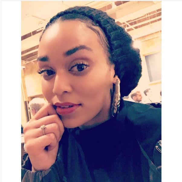 Wowza! Pearl Thusi Might Be The Hottest BBQ Lady Around