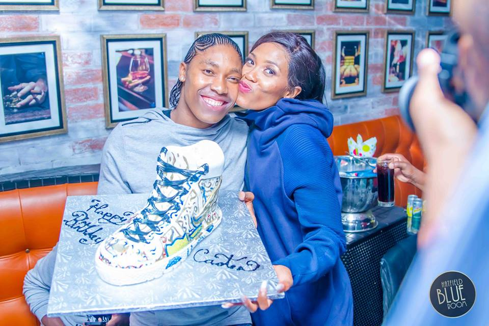 Caster Semenya And Her Wife Celebrate Their Anniversary