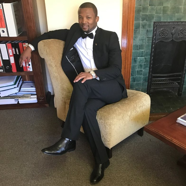Is Nqabayomzi Kwankwa Taking Ndlozi's Place As The New People's Bae?