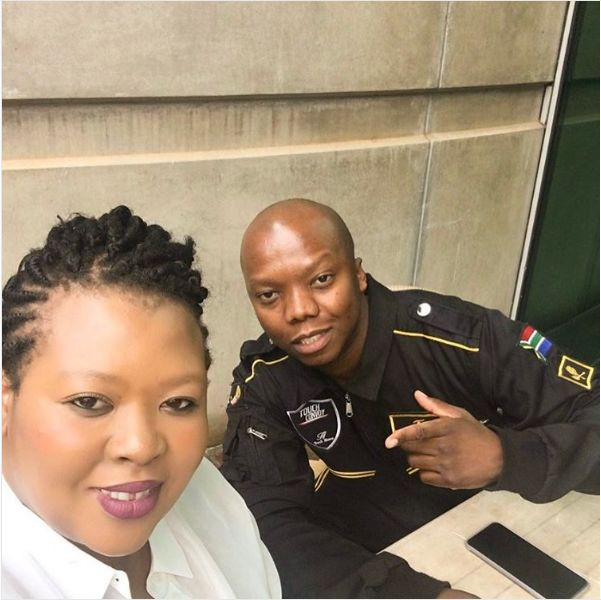 Is Tbo Touch Poaching Anele Mdoda From 947?