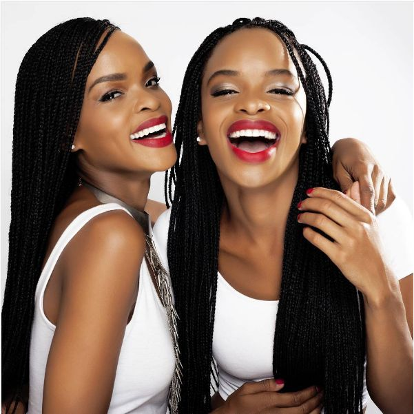 Ntando And Hlelo Masina All Grown Up In Their Return To Social Media