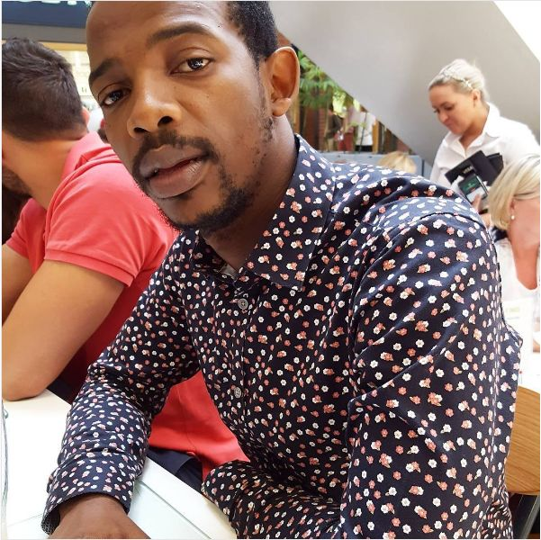 Pic! This Photo Of Zakes Bantwini Holding His Son Is Melting Our Hearts