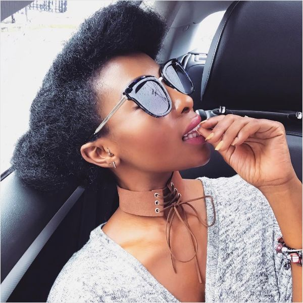 She's A Big Deal! Check Out Pearl Modiadie's Latest Achievement