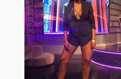 Social Media Reacts To Lerato Kganyago's Suit At The Metro FM Awards