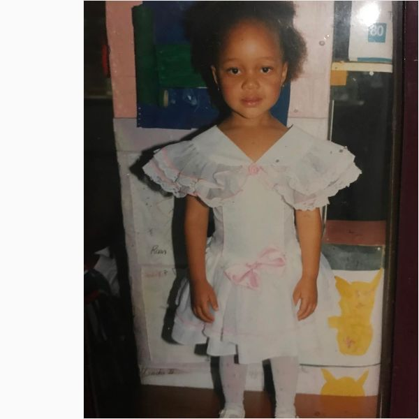 TBT: Can You Guess Who This Sweet Girl Grew Up To Be?