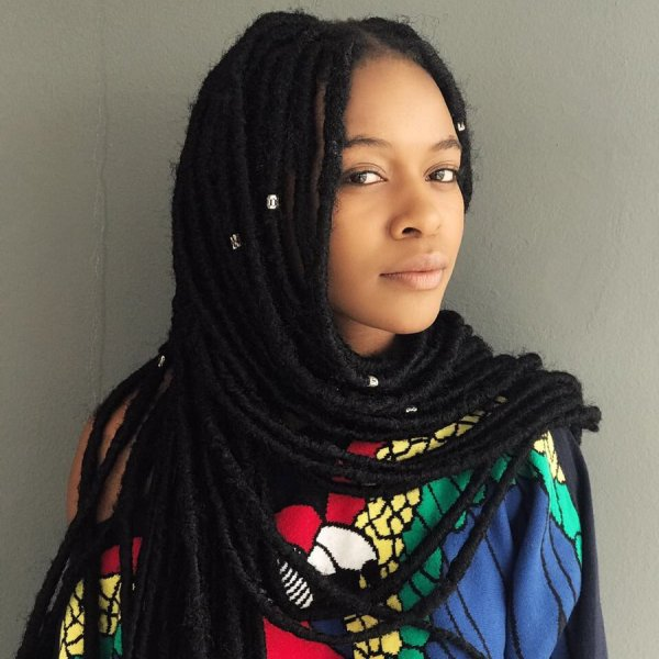 Trendy! SA Celebs Who Look Hot In Faux Locs