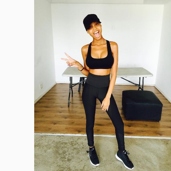 Someone Bought Her A Car After She Type: You Go Girl! Ntando Duma Blesses Herself With A New Car