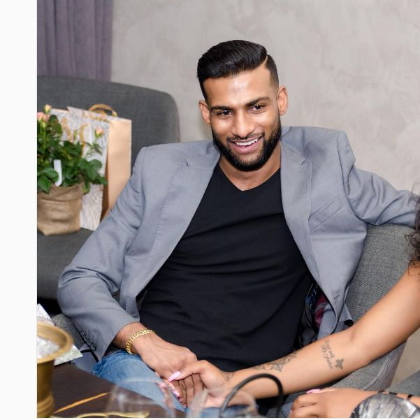 DJ Zinhle's Boyfriend Reportedly Arrested For Fraud