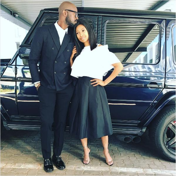 Black Coffee Gives The Sweetest B'day Shoutout To His Wife