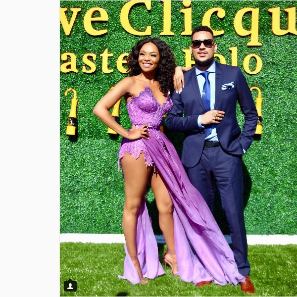 Bonang And AKA's Epic Superstar Weekend That Had Everyone Talking In Pics