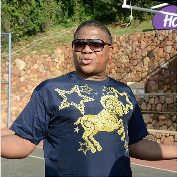 LOL! Fikile Mbalula Doesn't Want His Photos Used As Memes For Dezember Laziness