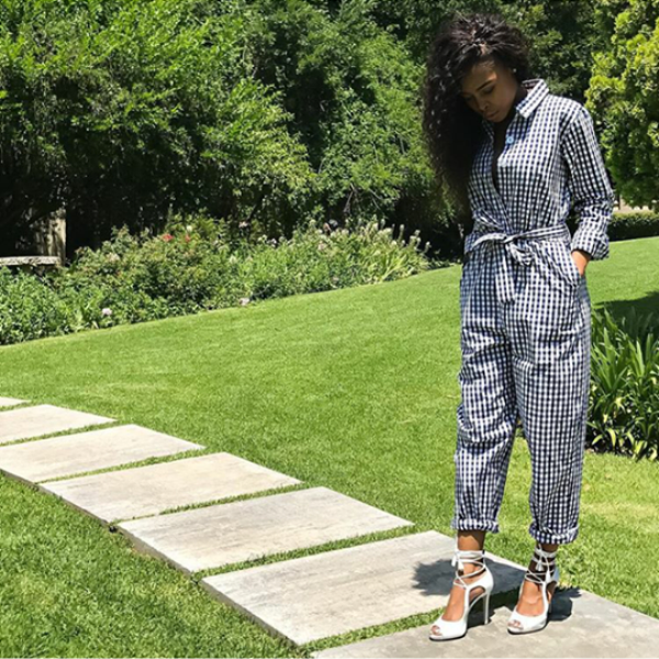 Lerato Kganyago Vs KNaomi Who Rocked This Jumpsuit Better?